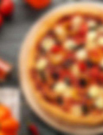 Mini Non-Kneading Pizzas